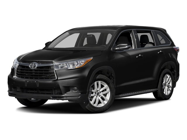 2016 toyota highlander fwd 4dr v6 le raleigh nc cary apex chapel hill north carolina. Black Bedroom Furniture Sets. Home Design Ideas