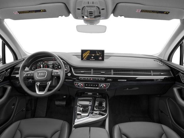 2017 Audi Q7 2 0 Tfsi Premium Raleigh Nc Cary Apex