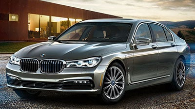 2017 bmw 7 series in raleigh nc leith bmw. Black Bedroom Furniture Sets. Home Design Ideas