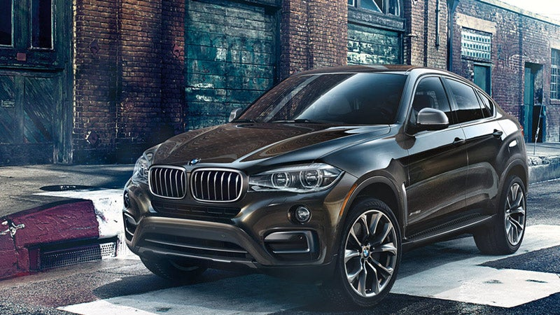 New 2017 Bmw X6 In Raleigh Nc Leith