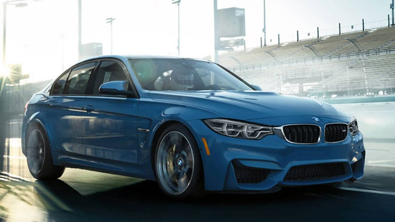 2018 Bmw M3 In Raleigh Nc Leith Bmw