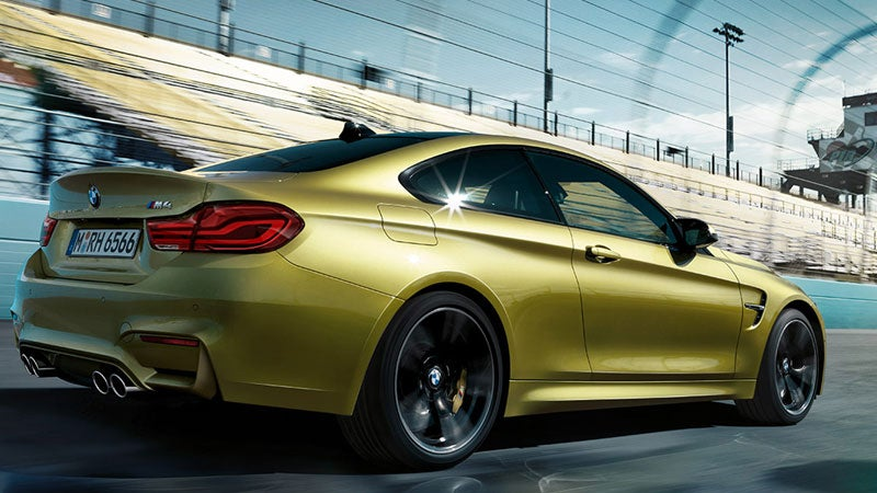 2018 Bmw M4 In Raleigh Nc Leith Bmw