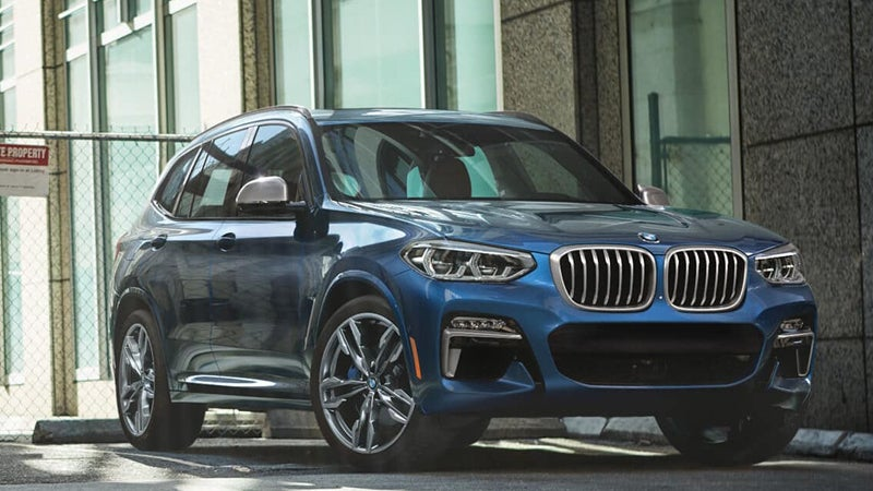 2018 Bmw X3 In Raleigh Nc Leith Bmw