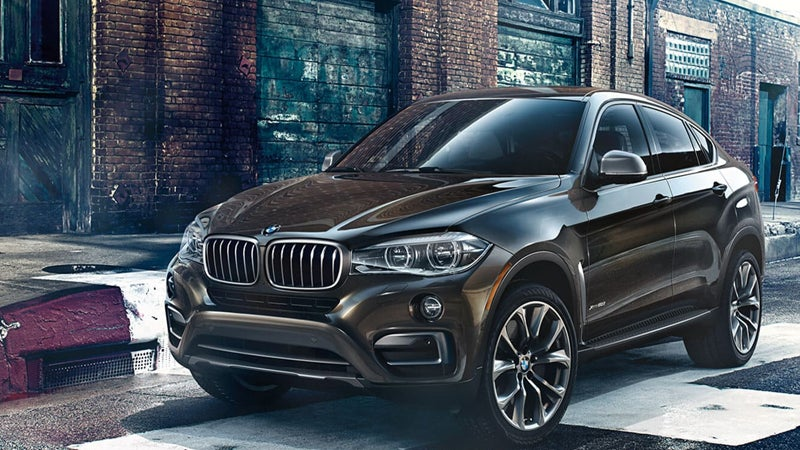 2018 Bmw X6 In Raleigh Nc Leith Bmw