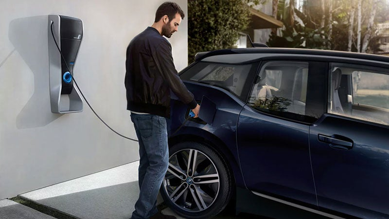 2018 Bmw I3 In Raleigh Nc Leith Bmw