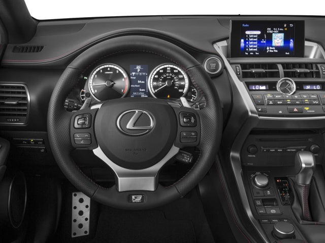 2016 Lexus Nx 200t F Sport Raleigh Nc Cary Apex Chapel Hill North