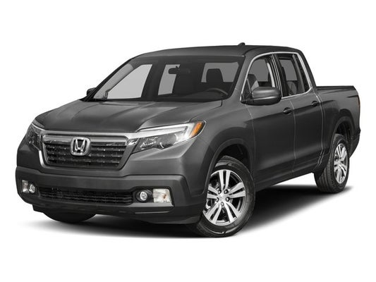 2017 Honda Ridgeline Rtl In Raleigh Nc Leith Bmw
