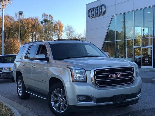 Fabulous 2016 Gmc Yukon 4Wd 4Dr Slt Spiritservingveterans Wood Chair Design Ideas Spiritservingveteransorg