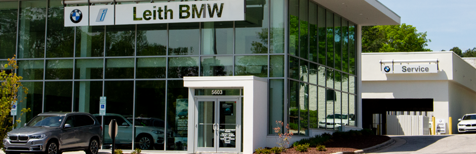 Leith Bmw Service Department Hours Directions Raleigh Nc